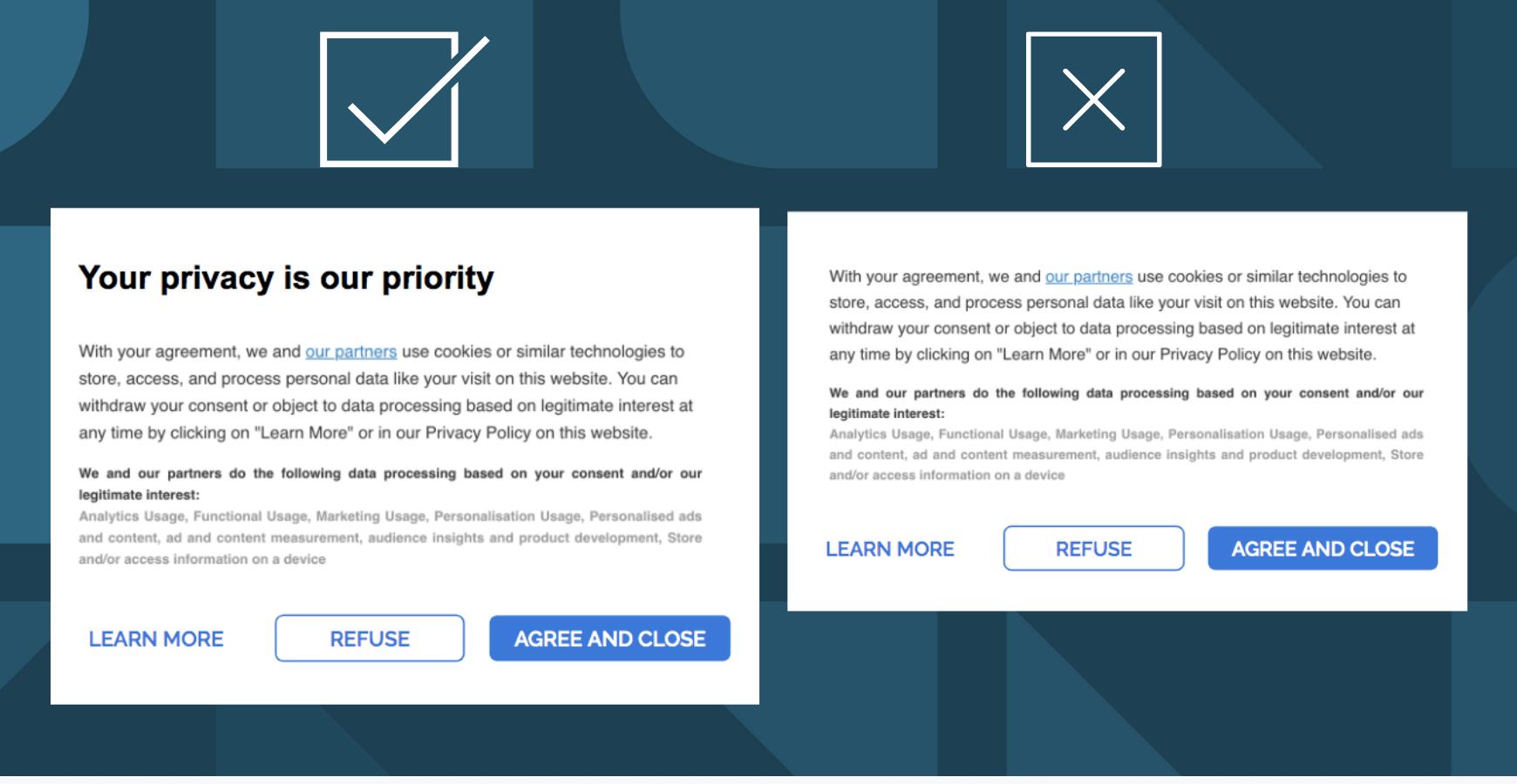 privacy post