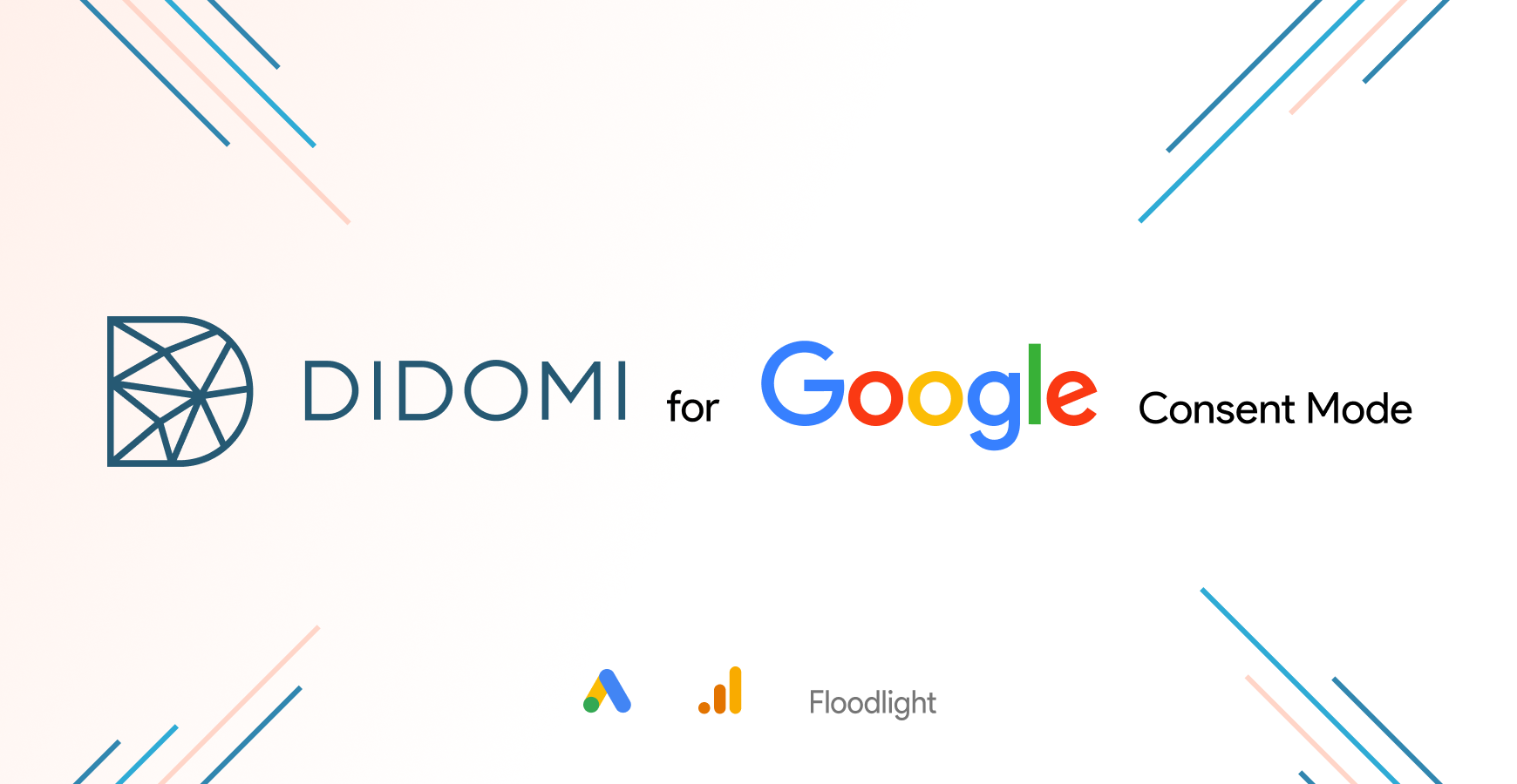 Didomi and Google Consent Mode